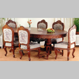 Wooden Carved Home Furniture