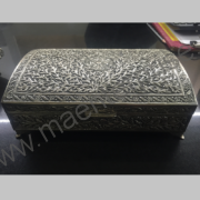 Silver Brass Box
