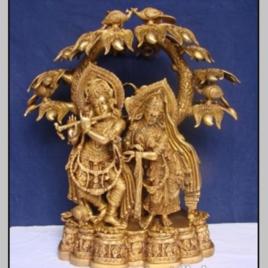 Radha Krishna for Pooja Mandir