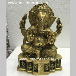Brass Lord Ganesha for Sale