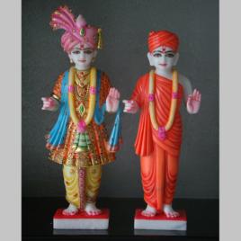 Akshar Purshottam Maharaj Murti Idol