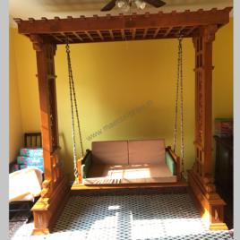 Rajasthan Wooden Swing Jhula
