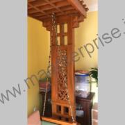 Wooden swing rajasthan rajwadi jhula_2