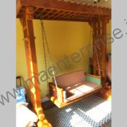 Wooden swing rajasthan rajwadi jhula_3
