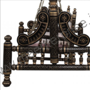 Indian Swing Sankheda Wooden Furniture in USA-02_1