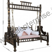 Indian Swing Sankheda Wooden Furniture in USA-04_1