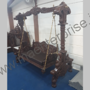 Indian wooden swing for home_2