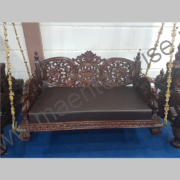 Indian wooden swing for home_4
