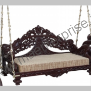 Antique design wooden swing jhula_1