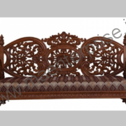 Indian wooden jhula swing for home_2