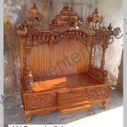 Wooden mandir Temple for USA home_2
