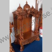 Ghar Mandir temple to shipped to USA_2