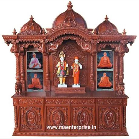 Wooden Pooja Mandir for SALE