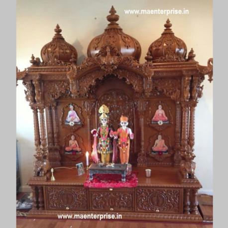 Indian Pooja Mandir for Home