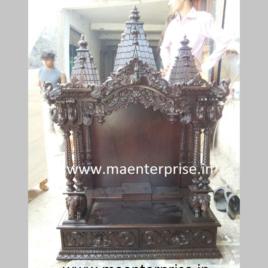 Wooden Temple Designs