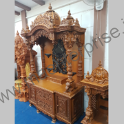 Big South Indian Home temple Design_1