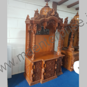 South Indian Home temple Design for USA home_1