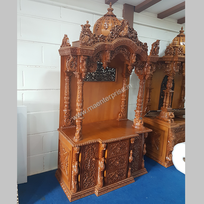 Big Home Temple for Pooja Mandir : Ready Piece Immediate Delivery