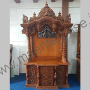 South Indian Home temple Design for USA home_2