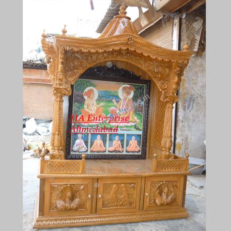 Designer Swaminarayan Temple for Home