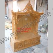 Akshar deri swaminarayan mandir design for home_2