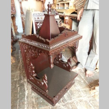 Small Ghar Mandir Temple for USA