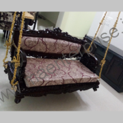 Royal Indian Traditional Wooden swing seats jhula_1