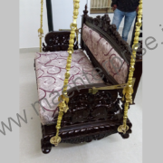 Royal Indian Traditional Wooden swing seats jhula_4