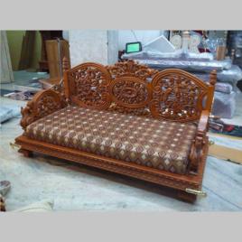 Wooden swing seats 2