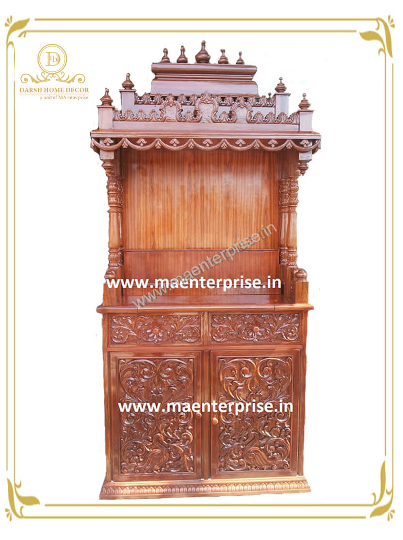 South Indian Designer Temple For Home